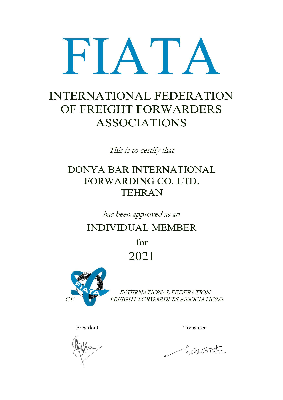 International Federation of Freight Forwarders Association